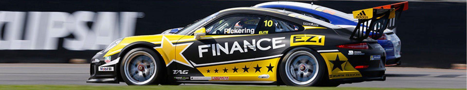 Finance Ezi Racing Vehicle