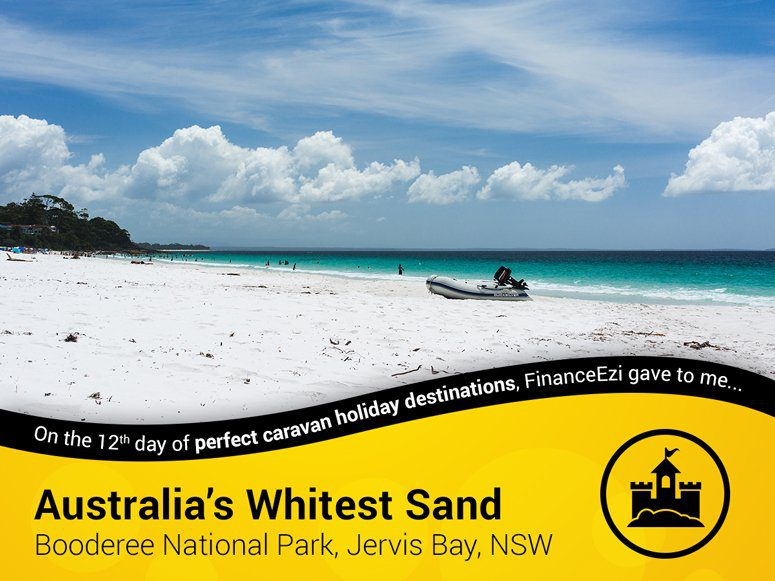 Australia's Whitest Sand - Booderee National Park