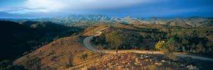 landscape view of flinders ranges