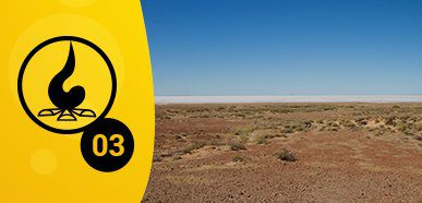 Australia's Lowest Campground – Lake Eyre National Park, SA