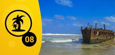 Great Sandy Island Retreat – Fraser Island, QLD