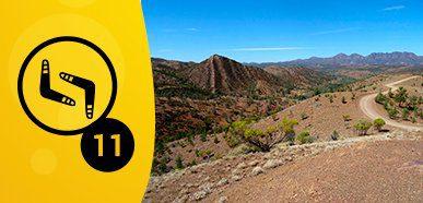 Perfect Outback Adventure – Flinders Ranges National Park, SA