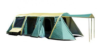 Aria family sized tent