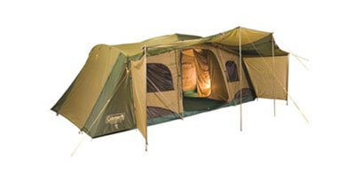 Coleman Montana Deluxe 12 person tent
