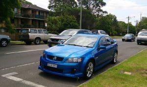 Last Holden Commodore