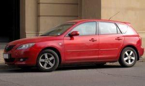 Mazda 3 Sport 1.6 2004