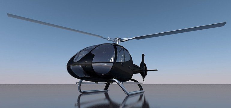 Helcopter loans and aviation finance