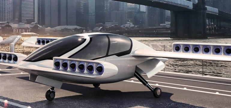 Lilium Electric Plane Featured
