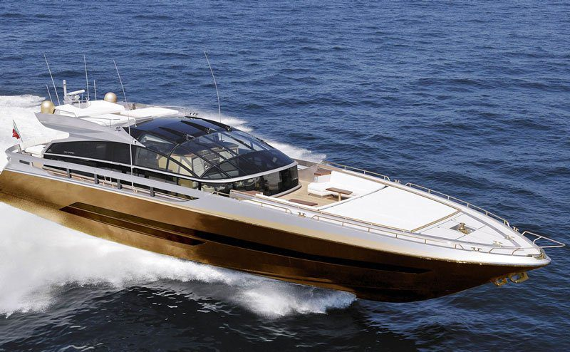 History Supreme Most Expensive Yacht