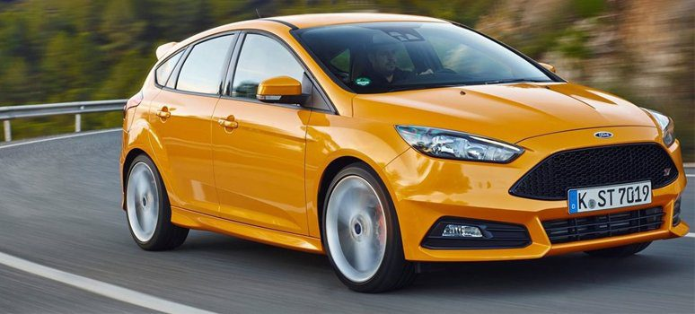 2018 Ford Focus Hot Hatch