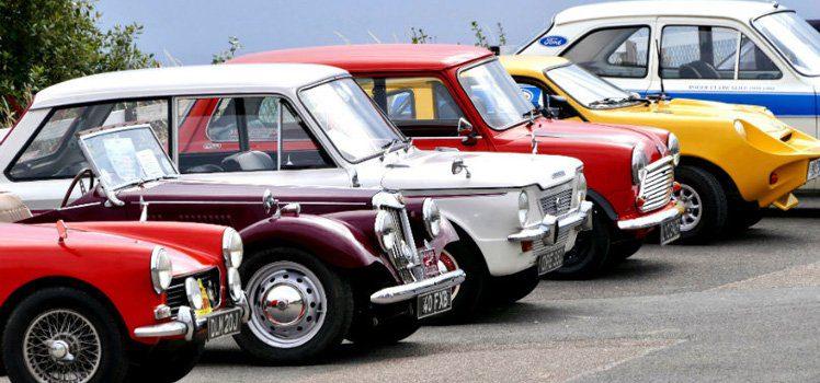 Classic Car meetup
