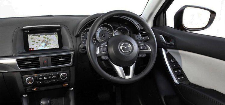 Mazda CX 5 Interior