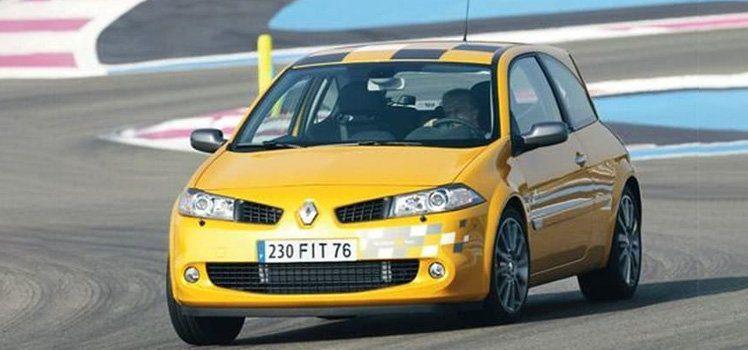 Renault Sport Megane R26 classic car